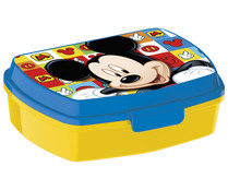 Sandwichera infantil rectangular diseñ
