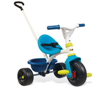 Triciclo evolutivo Be Fun color azul SMOBY.