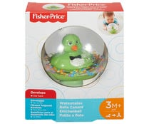 Juguete de baño Patito a flote FISHER PRICE.