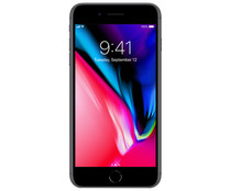 "Smartphone 13.97cm (5,5"") APPLE iPhone 8 Plus space grey, Chip A11 Bionic, 64GB, 12Mpx, vídeo en 4K, iOS 11."