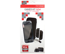Pack de accesorios para Nintendo Switch, Gamer Kit, ARDISTEL.