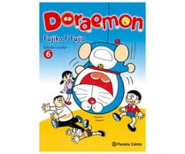 Doraemon color 6, FUJIO F. FUJIKO. Género: cómic. Editorial pLaneta.
