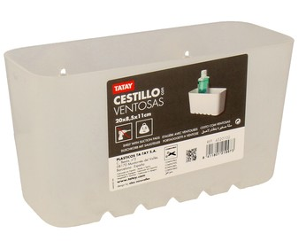 Cesta rectangular