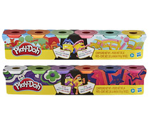 Pack de 6 botes de plastilina de colores PLAY-DOH.