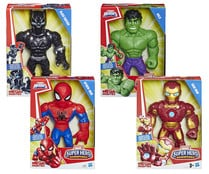 Surtido de figuras Super Hero Adventure de 25cm. de altura, Mega Mighties MARVEL.