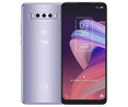 "Smartphone 16,56cm (6,52"") TCL 10 SE Icy Silver, Octa-Core, 4GB Ram, 128GB, 48+5+2 Mpx, MicroSD, Dual-Sim, TCL UI (Android 10)."