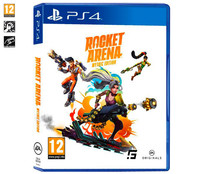 Rocket Arena Mysthic Edition para Playstation 4. Género: acción, shooter, FPS. PEGI: +12.