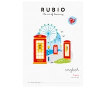 Cuadernillo Rubio English 8 years advanced. Género: infantil, actividades, inglés. Editorial Rubio.