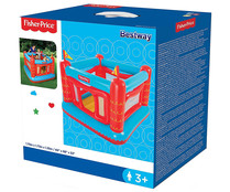 Castillo hinchable infantil bouncetastic , 175x173x135 cm, FISHER PRICE.