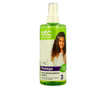 Spray desenredante y anti parasitos, sin aclarado OTC 250 ml.