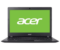 "Portátil 35,36cm (14"") ACER A114-32-C1SS, Intel Celeron N4000, 4GB Ram, 64GB eMMC, Intel HD Graphics, Windows 10."