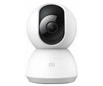 Camara wifi rotatoria XIAOMI my home security camera 360º, 1080p, visión nocturna, detección movimiento, micrófono y altavoz.