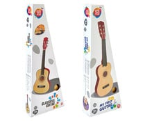 Guitarra clásica infantil, 53cm. o 76cm. ONE TWO FUN ALCAMPO.