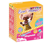 Set con 7 sorpresas y minifigura Edwina, 70388 Candy World EverDreamerz PLAYMOBIL.