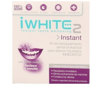 Kit de blanqueamiento dental profesional I WHITE 2 10 uds
