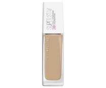 Base de maquillaje tono 021 Nude MAYBELLINE Superstay 24 h.