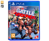 WWE 2K Battlegrounds para Playstation 4. Género: lucha. PEGI:+12.