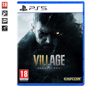 Resident Evil 8: Village para Playstation 5. Género: acción, terror, survival horror. PEGI: +18.