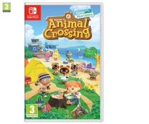 Animal Crossing: New Horizons para Nintendo Switch. Género: gestión, estrategia. PEGI: +3.