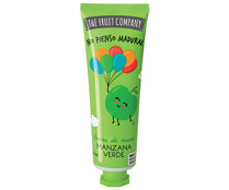 Crema de manos con ingredientes naturales y fragancia a manzana verde THE FRUIT COMPANY 50 ml.