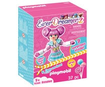 Set con 7 sorpresas y minifigura Clare, 70385 Rosalee World EverDreamerz PLAYMOBIL.