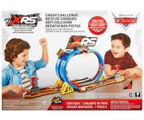Pista Reto super choques con Super Looping. CARS