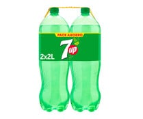 Refresco de lima y limón con gas SEVEN-UP pack 2 uds. x 2 l.