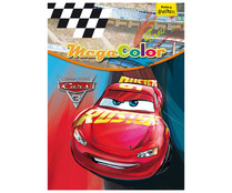 Cars 3, Megacolor, VV.AA. Género: infantil. Editorial Disney.