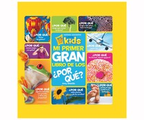 Mi primer gran libro, AMY SHIELDS, Género: Infantil, Editorial:National Geographic