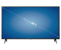 "Televisión 165,1 cm (65"") LED LG 65UN7006LA 4K, HDR 10 PRO, SMART TV, WIFI, BLUETOOTH, TDT T2, USB reproductor y grabador, 3HDMI, 1600HZ."