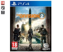 Videojuego The Division 2 para Playstation 4. Género: acción, shooter. PEGI: +18