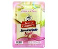 Queso en lonchas semi curado light 200 gramos
