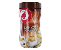 Café soluble Capuccino chocolate AUCHAN 250 g.
