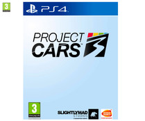 Project Cars 3 para Playstation 4. Género: carreras, conducción, coches. PEGI: +3.