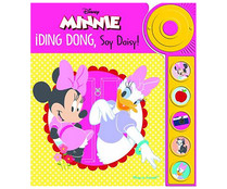Minnie:Ding, dong soy Daisy, Disney, Género: Infantil, PUBLICATIONS INTERNATIONAL IBERIA