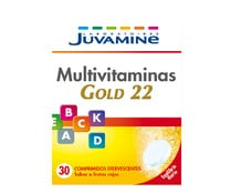 Multivitaminas Gold JUVAMINE 30 uds.