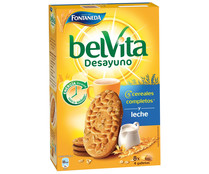 Galleta de cereales BELVITA 400 gr,