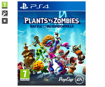 Videojuego PS4 Plants vs. Zombies: La Batalla de Neighborville, Género: Acción. PEGI: + 7.