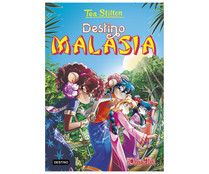 Destino Malasia, TEA STILTON. Género: infantil. Editorial Destino.