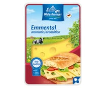 Queso en lonchas Emmental OLDENBURGUER 200 g.