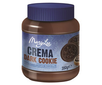 Crema de cacao sabor a dark cookie MARY LEE 350 g.