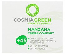 Crema facial COSMIA GREEN 50 ml.