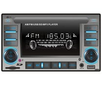 Autoradio INNOVA FG-500BT, doble din, mp3, Usb, SD, Bluetooth.