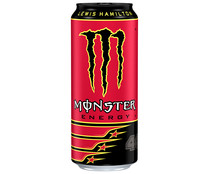 Bebida energética MONSTER HAMILTON lata 500 ml.