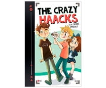 The Crazy Haacks y la cámara imposible. THE CRAZY HAACKS. Género: infantil. Editorial: Montera