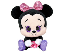Surtido de peluches Glitsies Minnie o Mickey, 16cm., DISNEY.