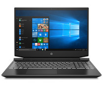 "Portátil gaming 39,62 cm (15,6"") HP 15-ec1000ns, AMD Ryzen 5 4600H, 8GB Ram, 512GB SSD, NVIDIA GeForce GTX 1050, Windows 10."