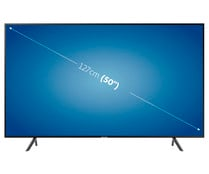 "Televisión 127 cm (50"") LED SAMSUNG 50TU8005 4K, SMART TV, WIFI, BLUETOOTH, TDT T2, USB reproductor y grabador, 3HDMI, 2100HZ."