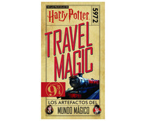 Harry Potter travel magic, VV. AA. Género cine. Editorial Timunmas.