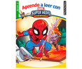 Aprendo a leer con Marvel Super Hero Adventures nivel 2, VV. AA. Género: infantil. Editorial Marvel.